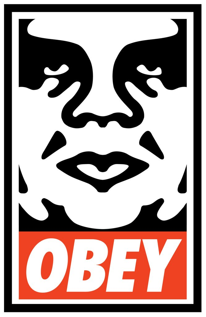 Andre the giant obey giant