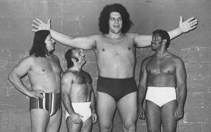 andre the giant has posses