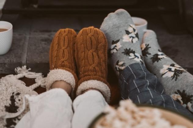 chaussettes grandes pointures