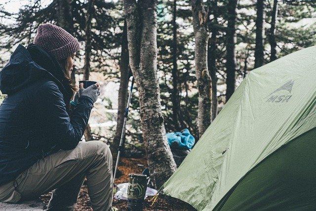 Campingausrüstung für Erwachsene