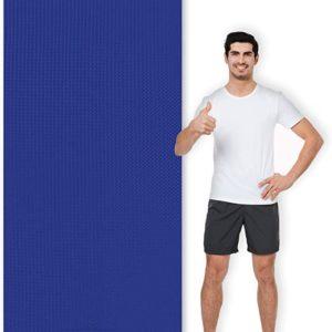 CAMBIVO Yoga Mat, Yogamatte Groß 213 x 81cm