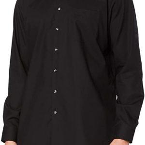 Seidensticker Herren Business Hemd - Bügelfreies Hemd mit geradem Schnitt bis 6XL