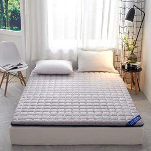ZWDYY Japanische tragbare Matratze, faltbare Matratze große Größen 200x220