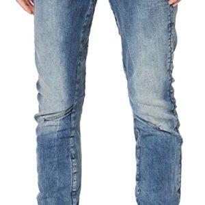 G-STAR RAW Damen Arc 3D Mid Waist Skinny Jeans bis zur Länge 36